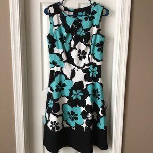 Dress Barn sleeveless size 8 dress